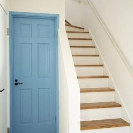 あたたかヴィンテージ-階段