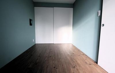 子供部屋 (池田の家:狭小間口の木造3階建て住宅)