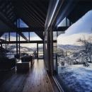 白馬の別荘 Hutte H.K.Bの写真 リビングルーム
