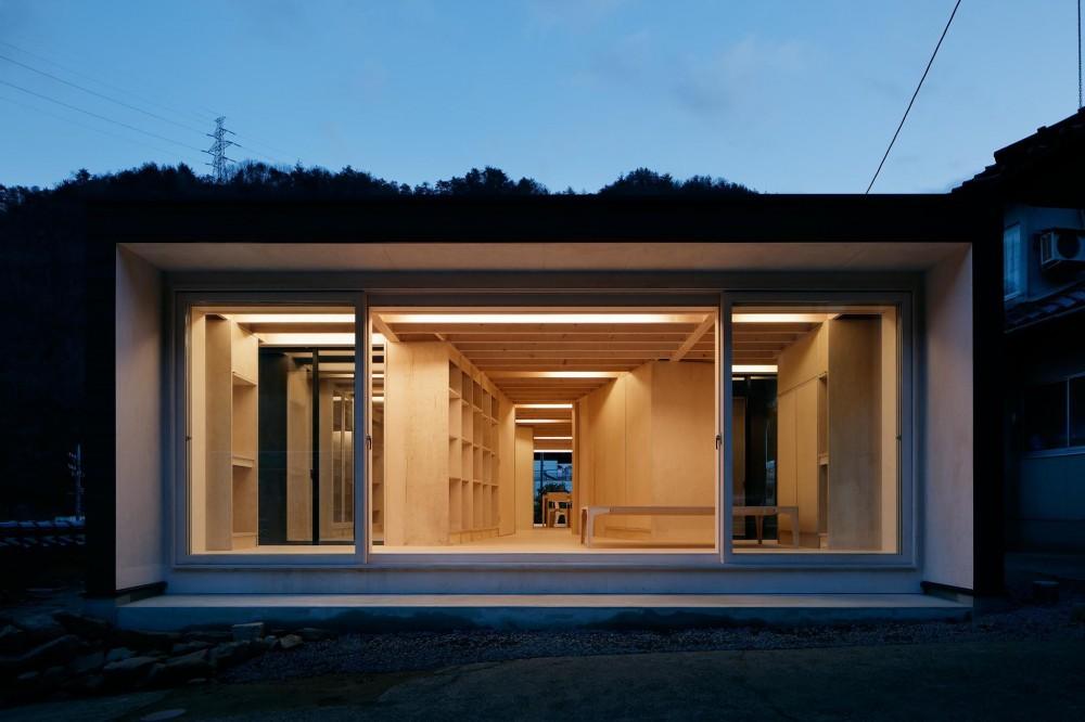 建築家:久保和樹「タテカグの家」