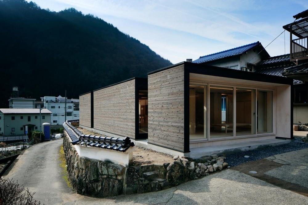 タテカグの家 -建築・内装・家具のトータルデザイン住宅- (外観)