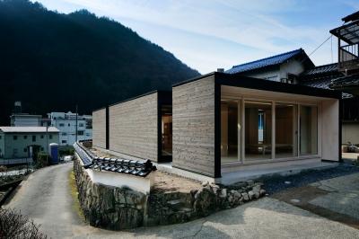 外観 (タテカグの家 -建築・内装・家具のトータルデザイン住宅-)