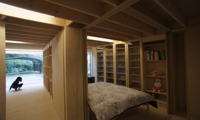 寝室|タテカグの家
