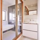 2世帯のための、家族快適リフォーム!の写真 バスルーム