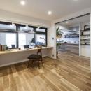 ベツダイの住宅事例「海風を感じるリノベーションでカリフォルニアテイストを愉しむ」