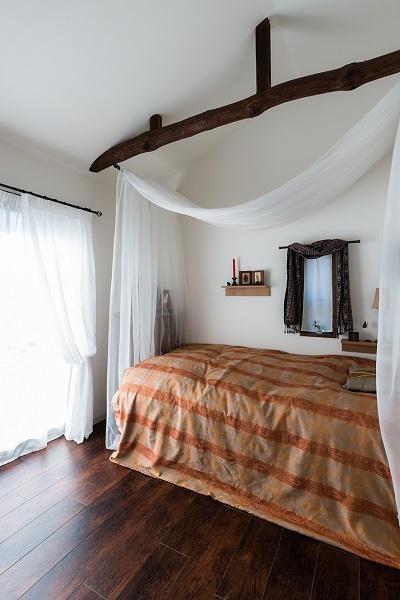 寝室 (築50年の家を更に50年住める家に)