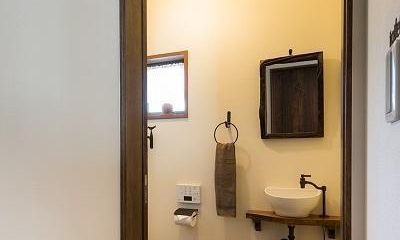 築50年の家を更に50年住める家に (トイレ)