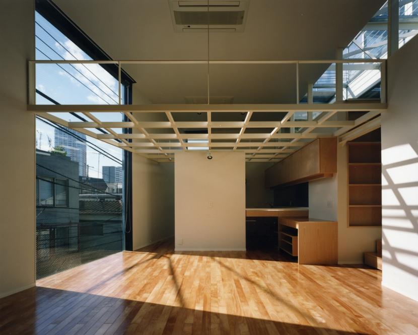 建築家:桑原聡「JIN」