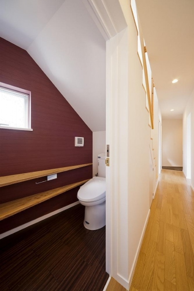 朝倉の家 WC (朝倉の家)