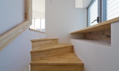 朝倉の家 (朝倉の家 階段)