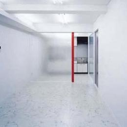カーサ・フォレスタ (room-リビング(撮影:Katsuaki Furudate))