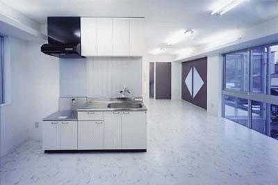 room-キッチン(撮影:Katsuaki Furudate) (カーサ・フォレスタ)