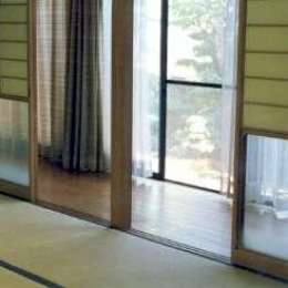 和室10帖-広縁 (坂東邸)