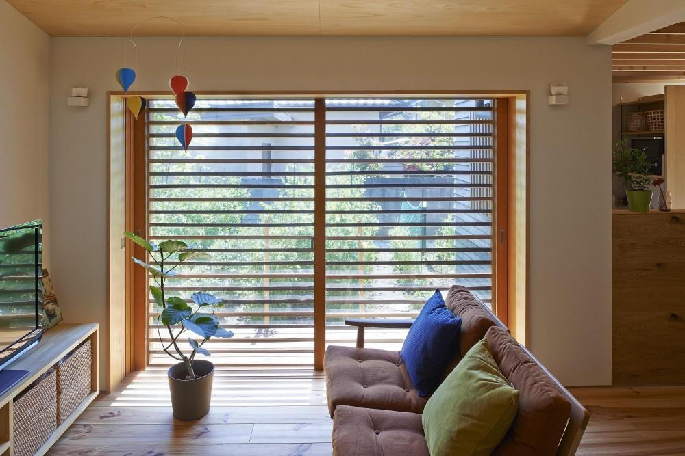 建築家:ムラカミマサヒコ一級建築士事務所「ホソナガハウス」