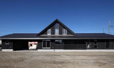 木更津の家 (外観)