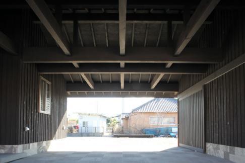 木更津の家の写真 ガレージスペース