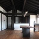 木更津の家の写真 リビングダイニング