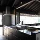 木更津の家の写真 システムキッチン
