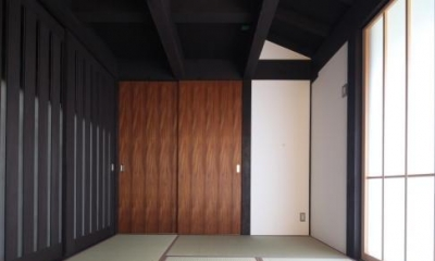 和室|木更津の家