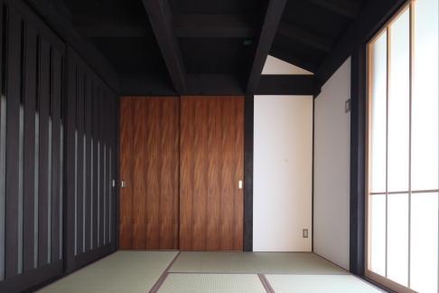 木更津の家 (和室)