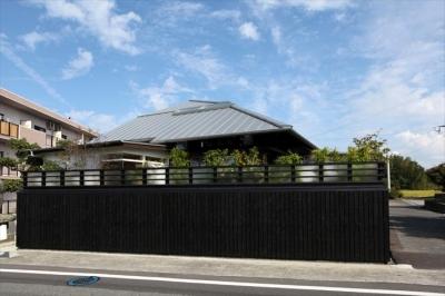 大屋根の家 (大屋根の家-外観)