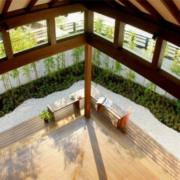 リビングと庭-open1