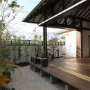 矢野友之の住宅事例「大屋根の家」
