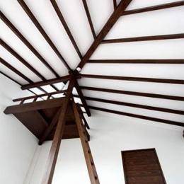 大屋根の家 (物見台スペース)