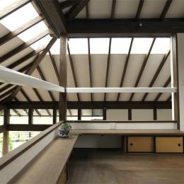 大屋根の家 (2階フリースペース)