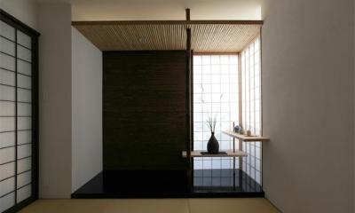 和室|大屋根の家