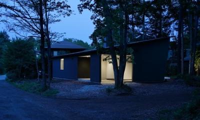 036軽井沢Kさんの家