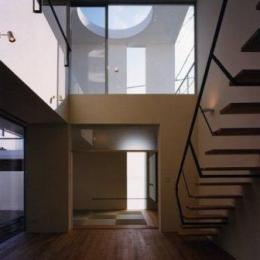 Takada-Cho BOX (1階和室と2階ベランダ)