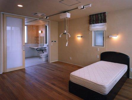 Takada-Cho BOXの部屋 ベッドルーム
