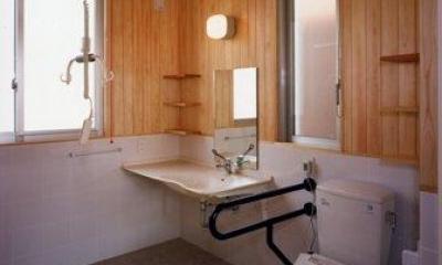 トイレ・洗面スペース|Takada-Cho BOX