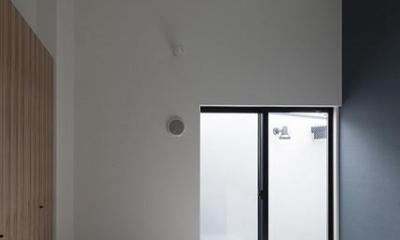 ハコノオウチ06・屋上バルコニーのある家 (寝室)