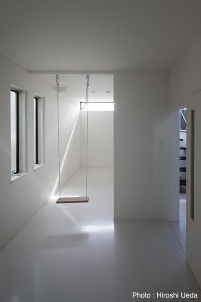 子供室 (ハコノオウチ06・屋上バルコニーのある家)