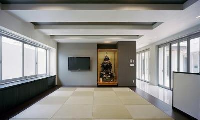 N邸 (和室)