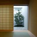 壁層の家の写真 和室