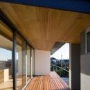 高砂正弘の住宅事例「壁層の家」