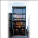乾御門の見える家の写真 外観