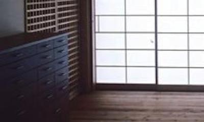 和モダンなリビング|宮崎の家