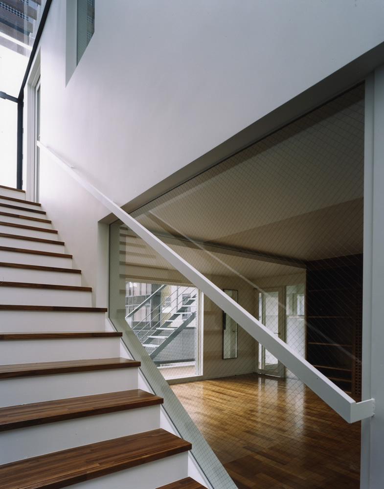 SIBの部屋 階段