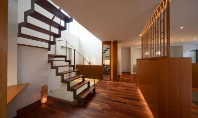 玄関ホール|Quartz