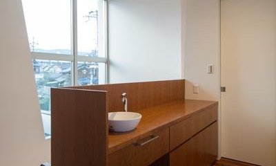 二階手洗い|Quartz