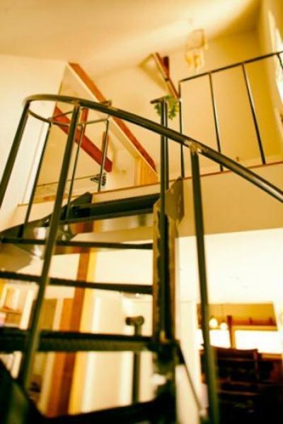 08階段 (手稲の三角)