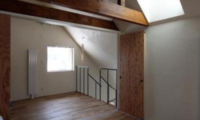 手稲の三角 (10主寝室)