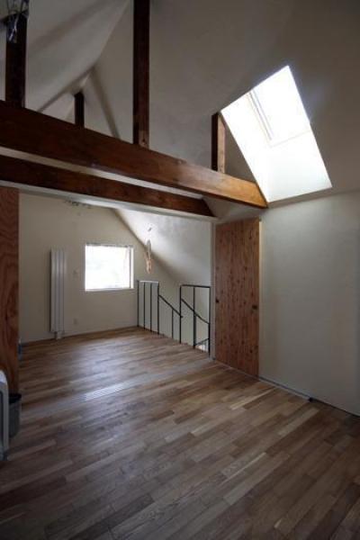 10主寝室 (手稲の三角)