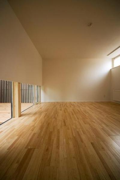 柏林台の家 (09種寝室)