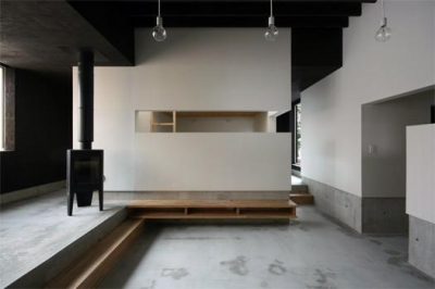 西岡の家 (06リビング2)