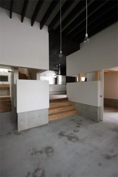 西岡の家 (07リビング3)